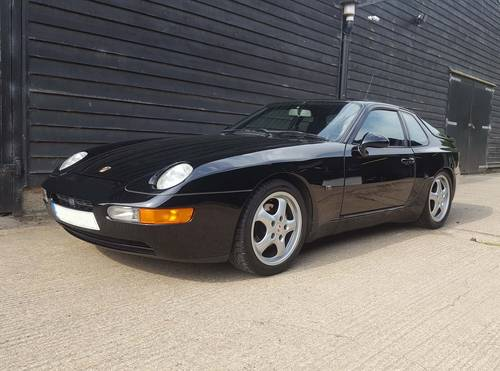 1994 PORSCHE 968 3.0 SPORT COUPE ( Fully Documented History ) For Sale (picture 4 of 6)