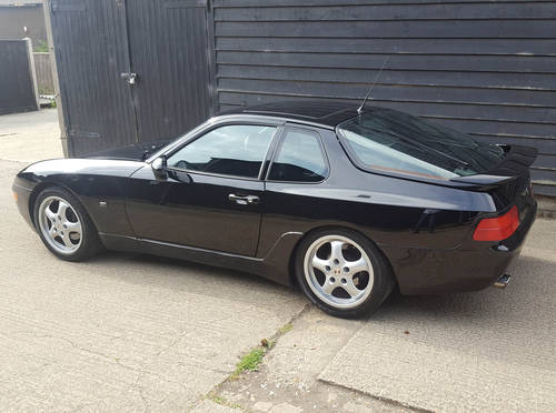 1994 PORSCHE 968 3.0 SPORT COUPE ( Fully Documented History ) For Sale (picture 5 of 6)