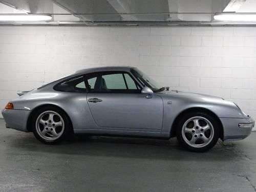 1995 Porsche 911 993 3.6 Carrera S Tiptronic For Sale (picture 3 of 6)