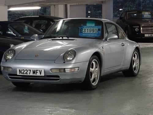 1995 Porsche 911 993 3.6 Carrera S Tiptronic For Sale (picture 4 of 6)