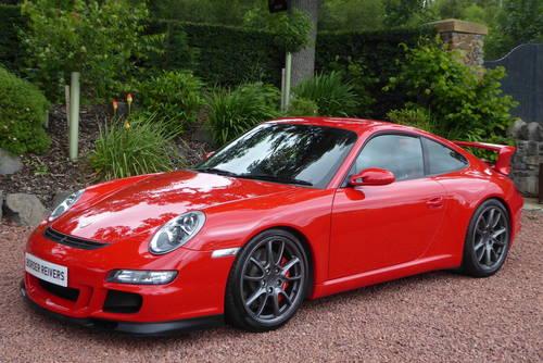 Porsche 911 GT3 comfort spec 2007 THE BEST For Sale (picture 1 of 6)