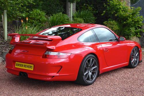 Porsche 911 GT3 comfort spec 2007 THE BEST For Sale (picture 5 of 6)