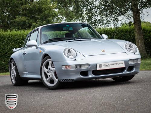1996 Porsche 993 Turbo For Sale (picture 2 of 6)