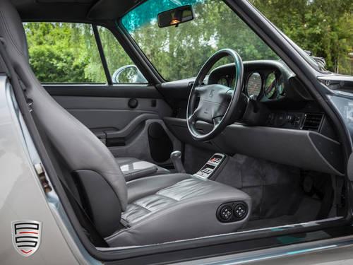 1996 Porsche 993 Turbo For Sale (picture 4 of 6)