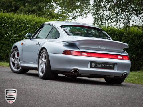 1996 Porsche 993 Turbo For Sale (picture 6 of 6)