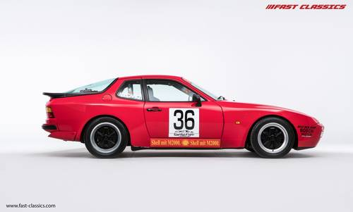 1986 Porsche 944 Turbo Cup // 1 of 50 SOLD (picture 1 of 6)