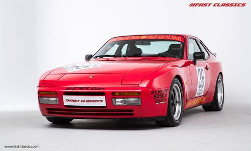 1986 Porsche 944 Turbo Cup // 1 of 50 SOLD (picture 2 of 6)