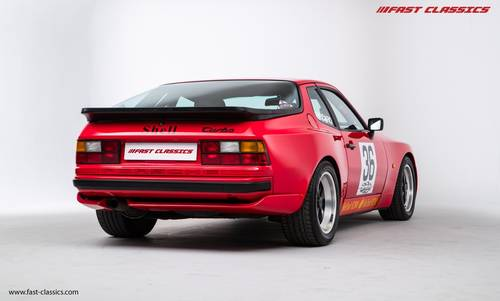 1986 Porsche 944 Turbo Cup // 1 of 50 SOLD (picture 3 of 6)