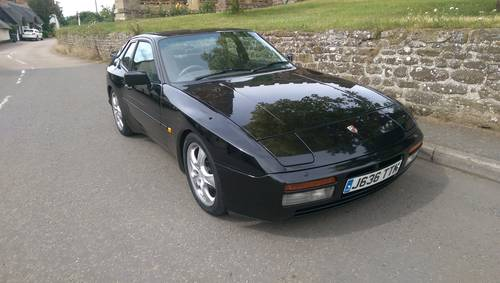 Porsche 944 Turbo SOLD (picture 1 of 6)