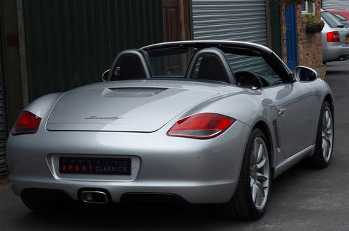 2009 Porsche Boxster 2.9 manual, Gen.2, 37,000 miles, FSH. SOLD (picture 3 of 6)