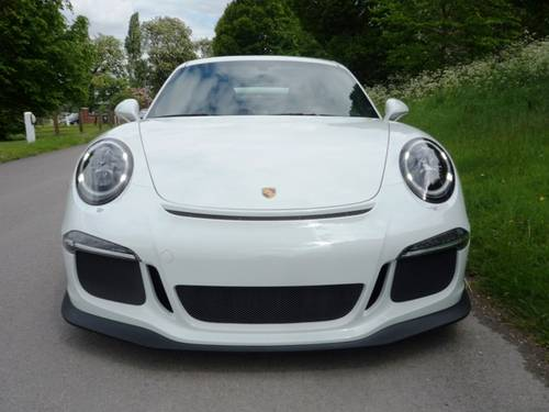2015 Porsche 911 GT3 LHD For Sale (picture 2 of 6)