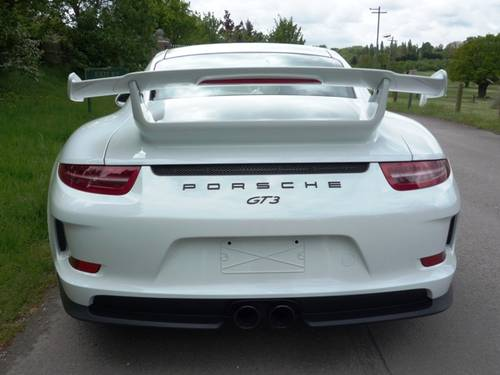 2015 Porsche 911 GT3 LHD For Sale (picture 3 of 6)