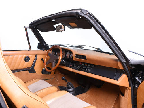 Porsche 911S 1977 Targa 2.7 Engine SportoMatic Gearbox LHD B For Sale (picture 2 of 6)