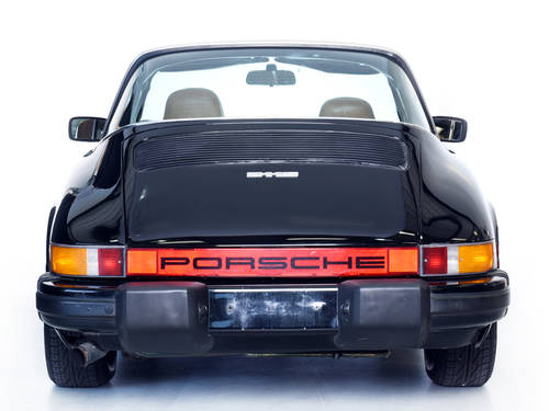 Porsche 911S 1977 Targa 2.7 Engine SportoMatic Gearbox LHD B For Sale (picture 5 of 6)