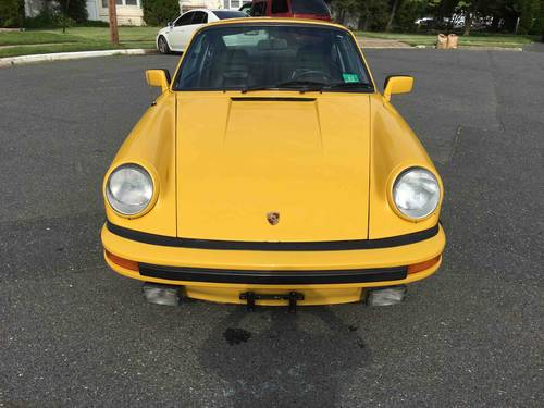 1981 Porsche 911SC Sunroof Coupe Good Driver- SOLD (picture 2 of 6)