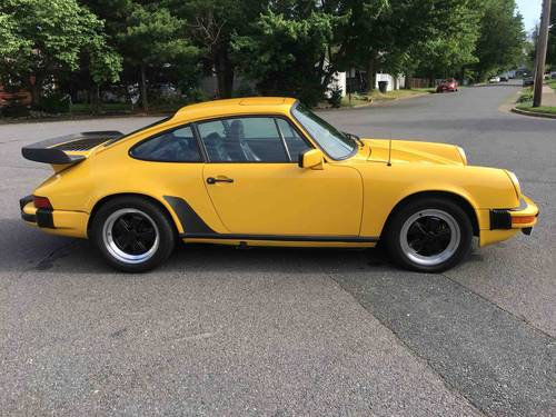 1981 Porsche 911SC Sunroof Coupe Good Driver- SOLD (picture 3 of 6)