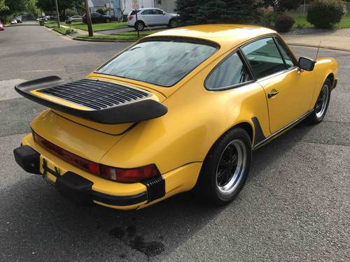 1981 Porsche 911SC Sunroof Coupe Good Driver- SOLD (picture 4 of 6)