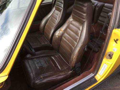 1981 Porsche 911SC Sunroof Coupe Good Driver- SOLD (picture 5 of 6)