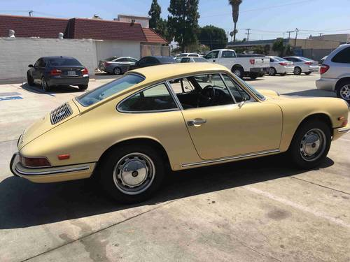 1968 Porsche 912 Coupe - All Original CA Car 2.Owner - For Sale (picture 2 of 6)