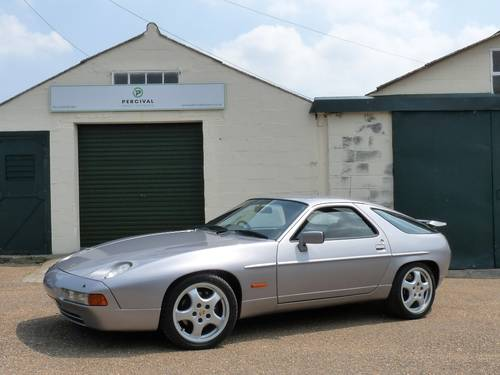 1987 Porsche 928 S4 automatic, SOLD SOLD (picture 1 of 6)