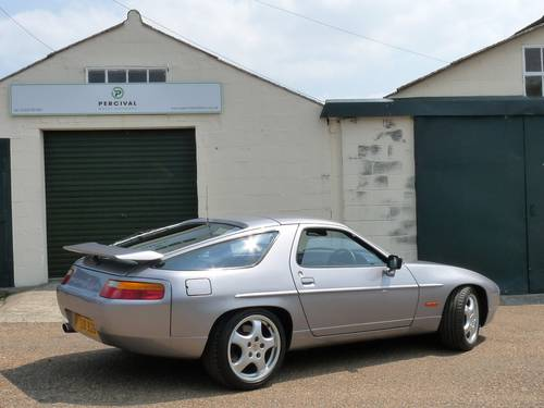 1987 Porsche 928 S4 automatic, SOLD SOLD (picture 2 of 6)