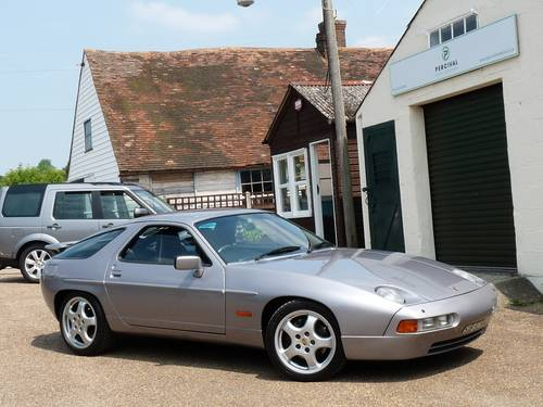 1987 Porsche 928 S4 automatic, SOLD SOLD (picture 5 of 6)