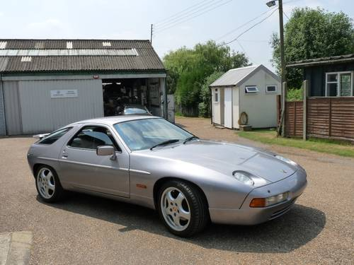 1987 Porsche 928 S4 automatic, SOLD SOLD (picture 6 of 6)