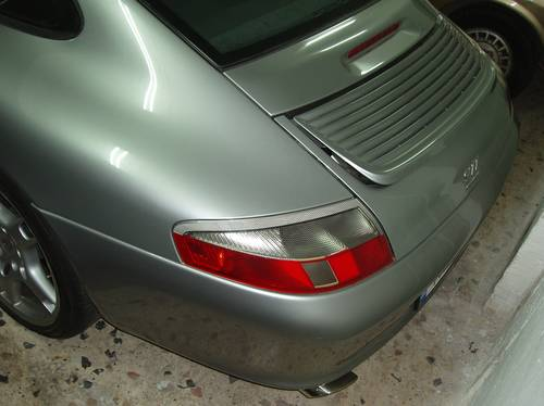 2004 Porsche 911 40th Anniversary Edition, Nr. 1249 For Sale (picture 3 of 6)