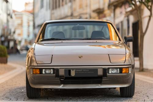 1982 Porsche 924 – 57.000Kms – Perfect Condition SOLD (picture 1 of 6)