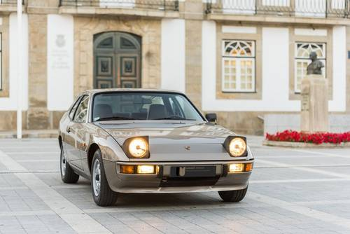 1982 Porsche 924 – 57.000Kms – Perfect Condition SOLD (picture 2 of 6)