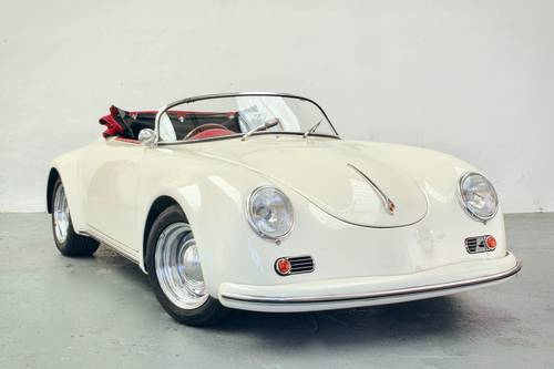 1981 Porsche 356 Speedster Recreation. Fully rebuilt SOLD (picture 1 of 6)