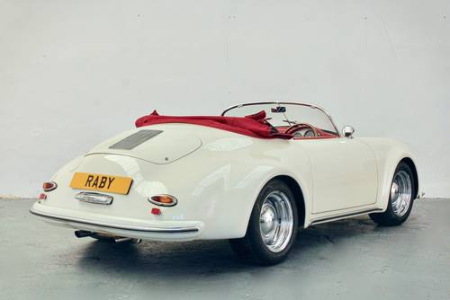 1981 Porsche 356 Speedster Recreation. Fully rebuilt SOLD (picture 2 of 6)