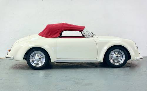 1981 Porsche 356 Speedster Recreation. Fully rebuilt SOLD (picture 3 of 6)