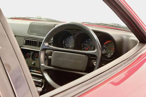 Porsche 924S with incredible history. 1986 SOLD (picture 6 of 6)