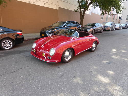 1953 Porsche 356 Speedster Replica Nice Driver - SOLD (picture 3 of 6)