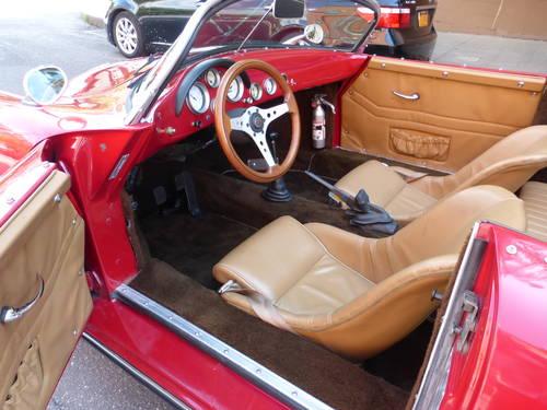 1953 Porsche 356 Speedster Replica Nice Driver - SOLD (picture 5 of 6)