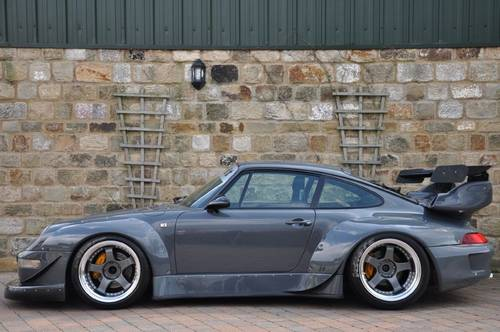 Porsche 911 (993) 3.6 Carrera Coupe - RWB (Rauh Welt Bergrif For Sale (picture 2 of 6)