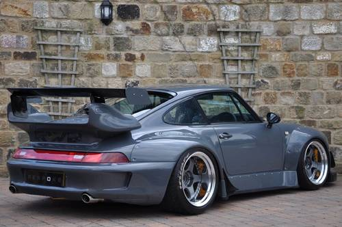 Porsche 911 (993) 3.6 Carrera Coupe - RWB (Rauh Welt Bergrif For Sale (picture 4 of 6)