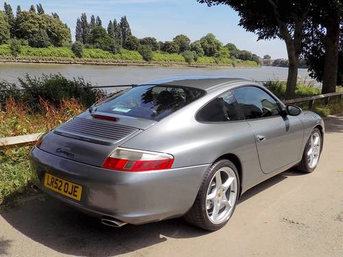 2002 PORSCHE 911 (996) CARRERA 2 TIPTRONIC S COUPE SOLD (picture 2 of 6)
