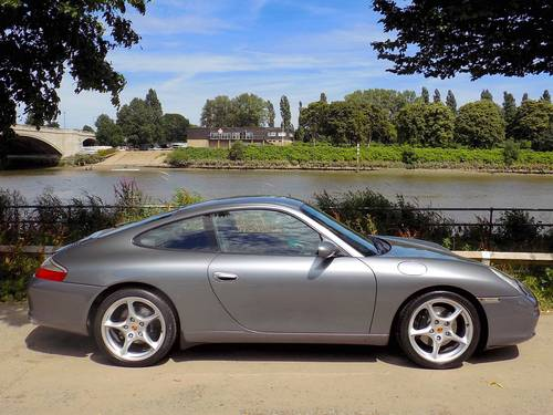 2002 PORSCHE 911 (996) CARRERA 2 TIPTRONIC S COUPE SOLD (picture 5 of 6)