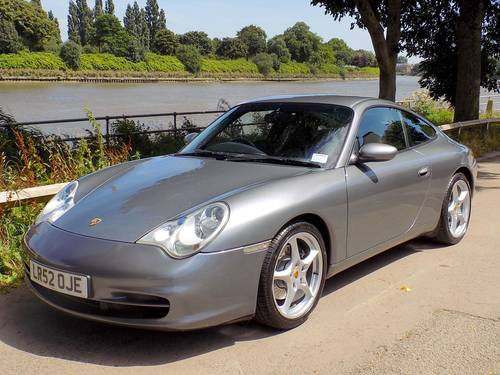 2002 PORSCHE 911 (996) CARRERA 2 TIPTRONIC S COUPE SOLD (picture 6 of 6)