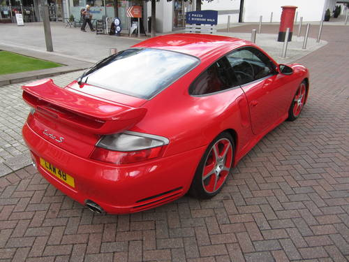 2005 Porsche 911 996 Turbo S Coupe   For Sale (picture 3 of 6)
