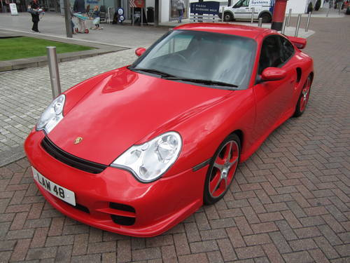 2005 Porsche 911 996 Turbo S Coupe   For Sale (picture 4 of 6)
