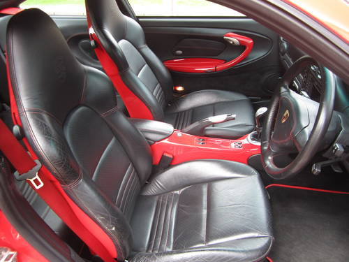 2005 Porsche 911 996 Turbo S Coupe   For Sale (picture 5 of 6)