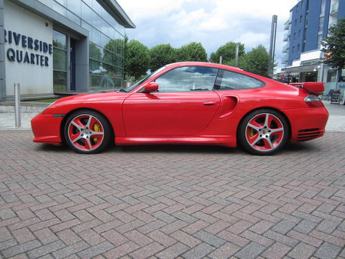 2005 Porsche 911 996 Turbo S Coupe   For Sale (picture 6 of 6)