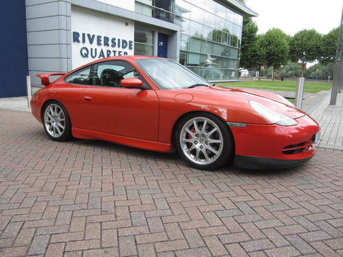 2000 Porsche 911 996 GT3 For Sale (picture 1 of 6)