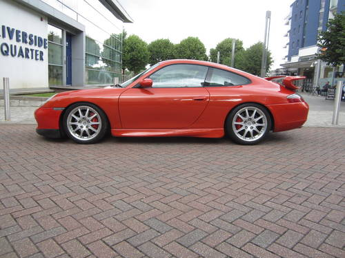 2000 Porsche 911 996 GT3 For Sale (picture 6 of 6)