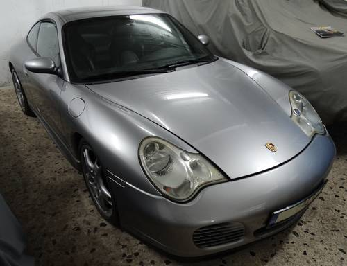 2004 Porsche 911 40th Anniversary Edition, Nr. 1249 For Sale (picture 1 of 6)