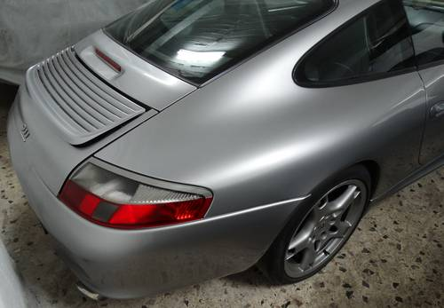 2004 Porsche 911 40th Anniversary Edition, Nr. 1249 For Sale (picture 4 of 6)