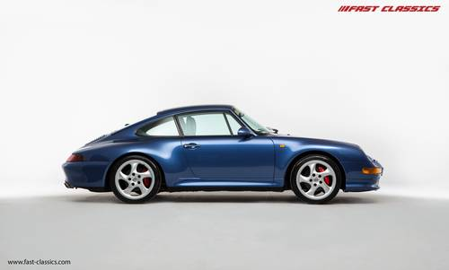 1997 Porsche 993 Carrera 2 S // 20k miles SOLD (picture 1 of 6)